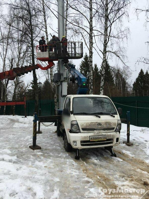 аренда автовышки-балкон (платформа) люберцы МО