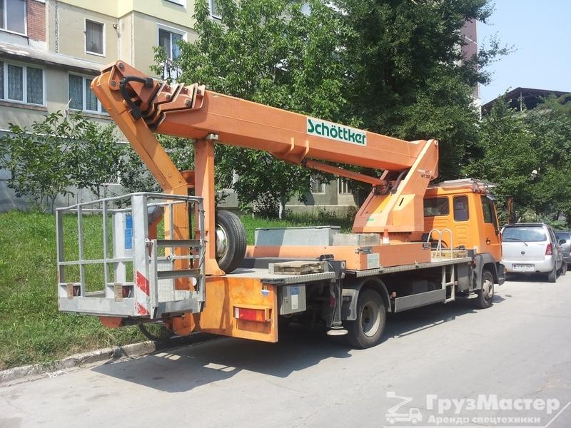 аренда автовышки 28 м ногинск МО