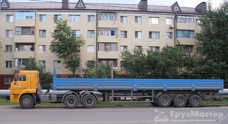 Аренда длинномера 12 метров 20 тонн