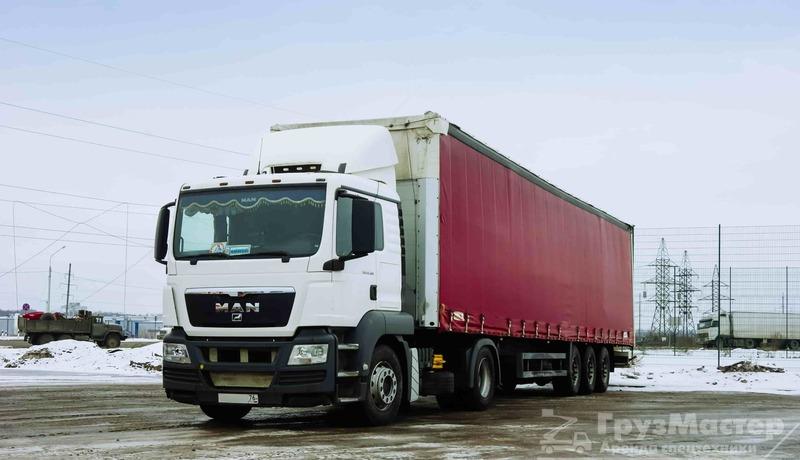 Аренда фуры 20 тонн грузоперевозки в москве