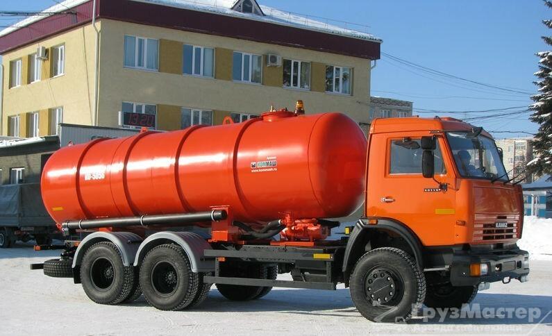 илосос 10 кубометров аренда в москве