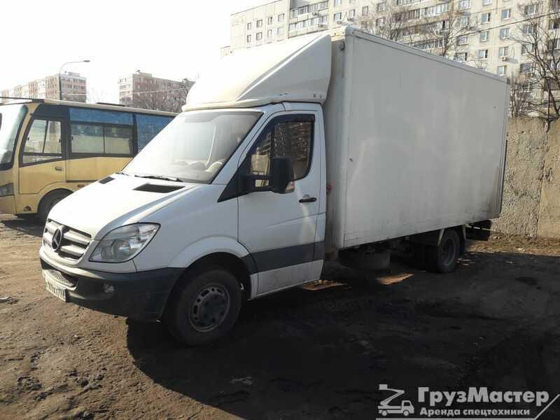 Аренда грузового авто 8 тонн в москве