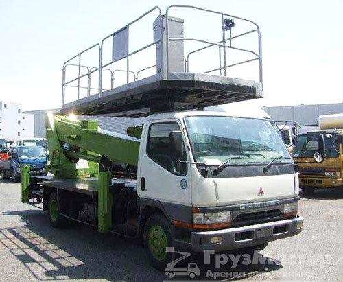 Автовышка-платформа 22 метра - грузмастер